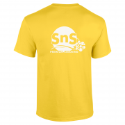 Short-Sleeve-TShirt-Yellow-Back