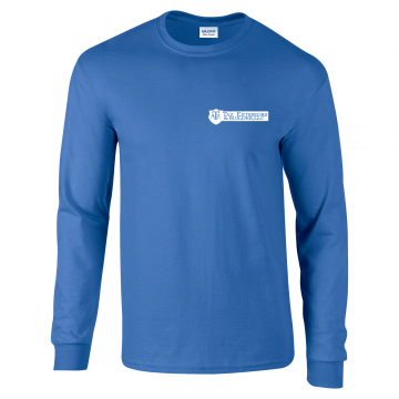 TAZ-Blue-Long-Sleeve-Front
