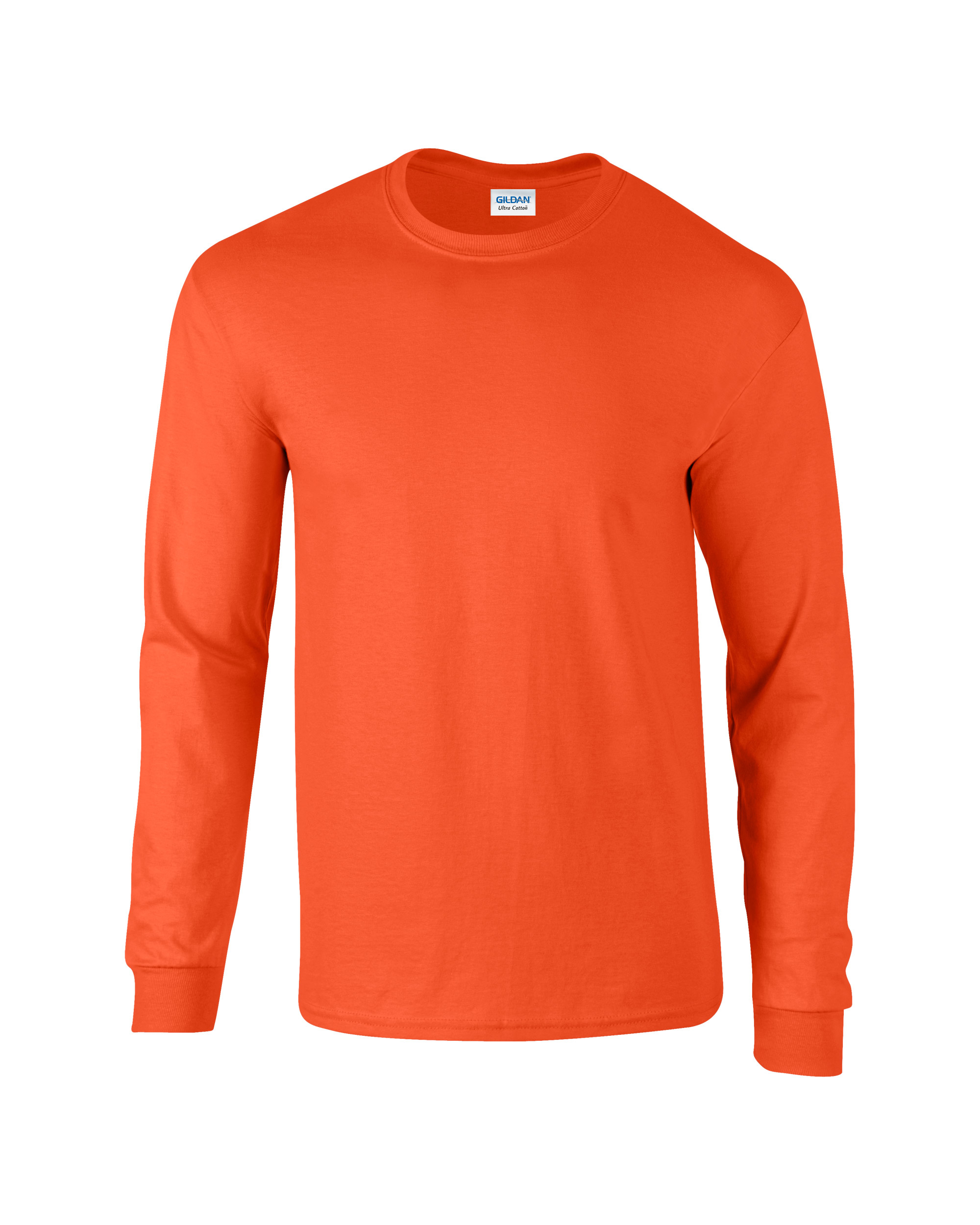 Mens Straight Hem Long Sleeve Shirts