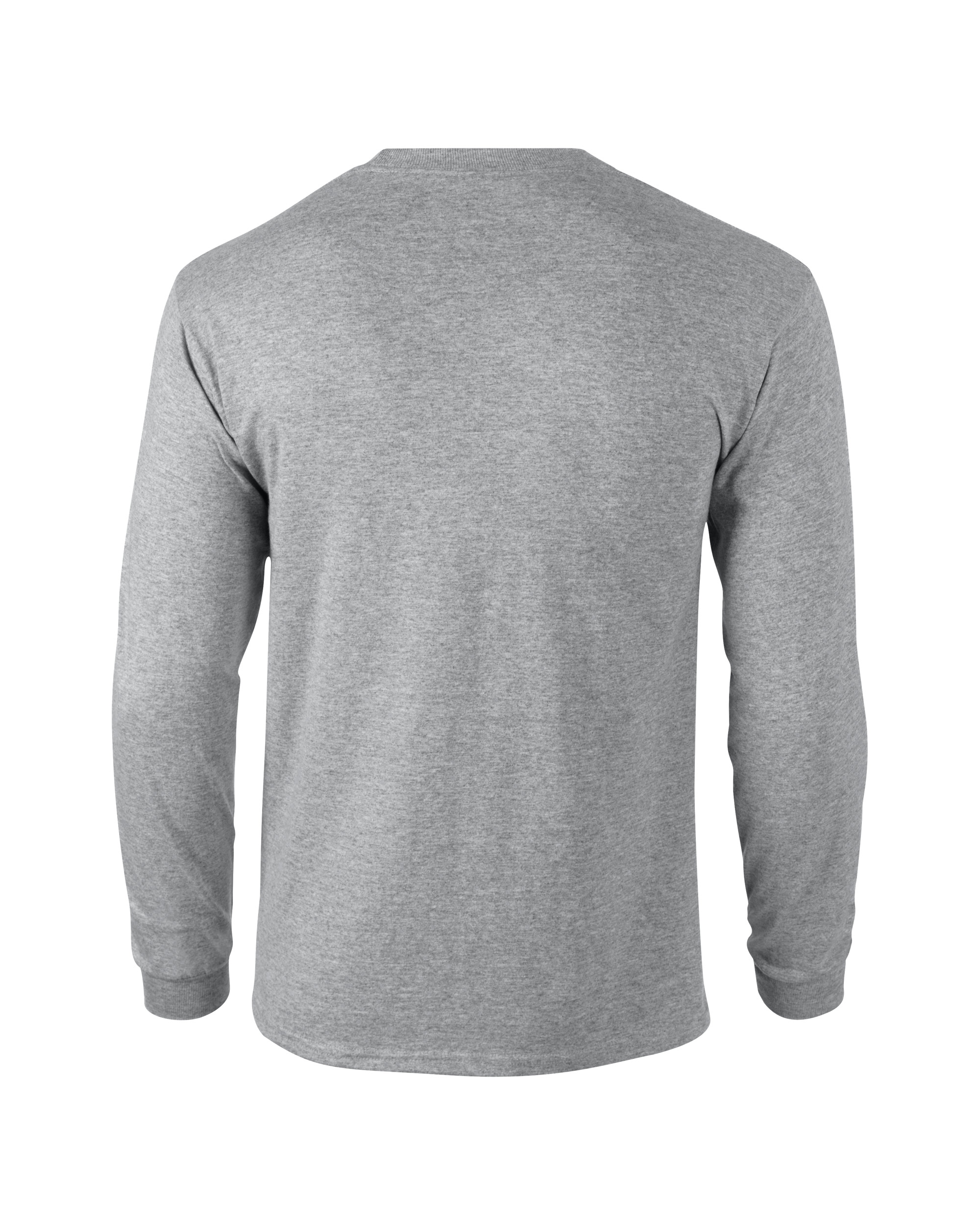 Gildan Adult Unisex Ultra Cotton Long Sleeve T Shirt