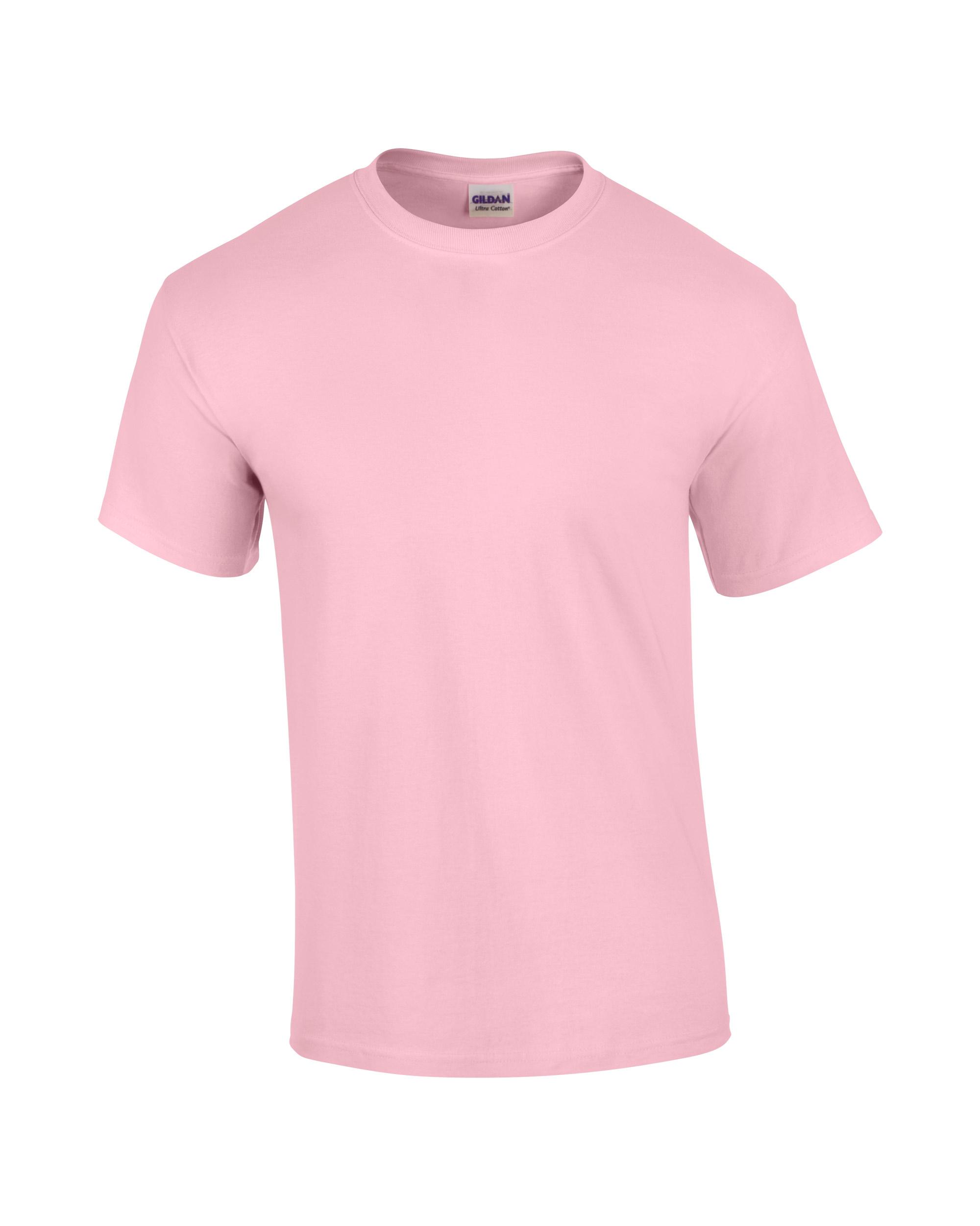 Design t shirt gildan -  2000 685c_light Pink 6 0 Oz Ultra Cotton Mens Shirts Ladies Shirts