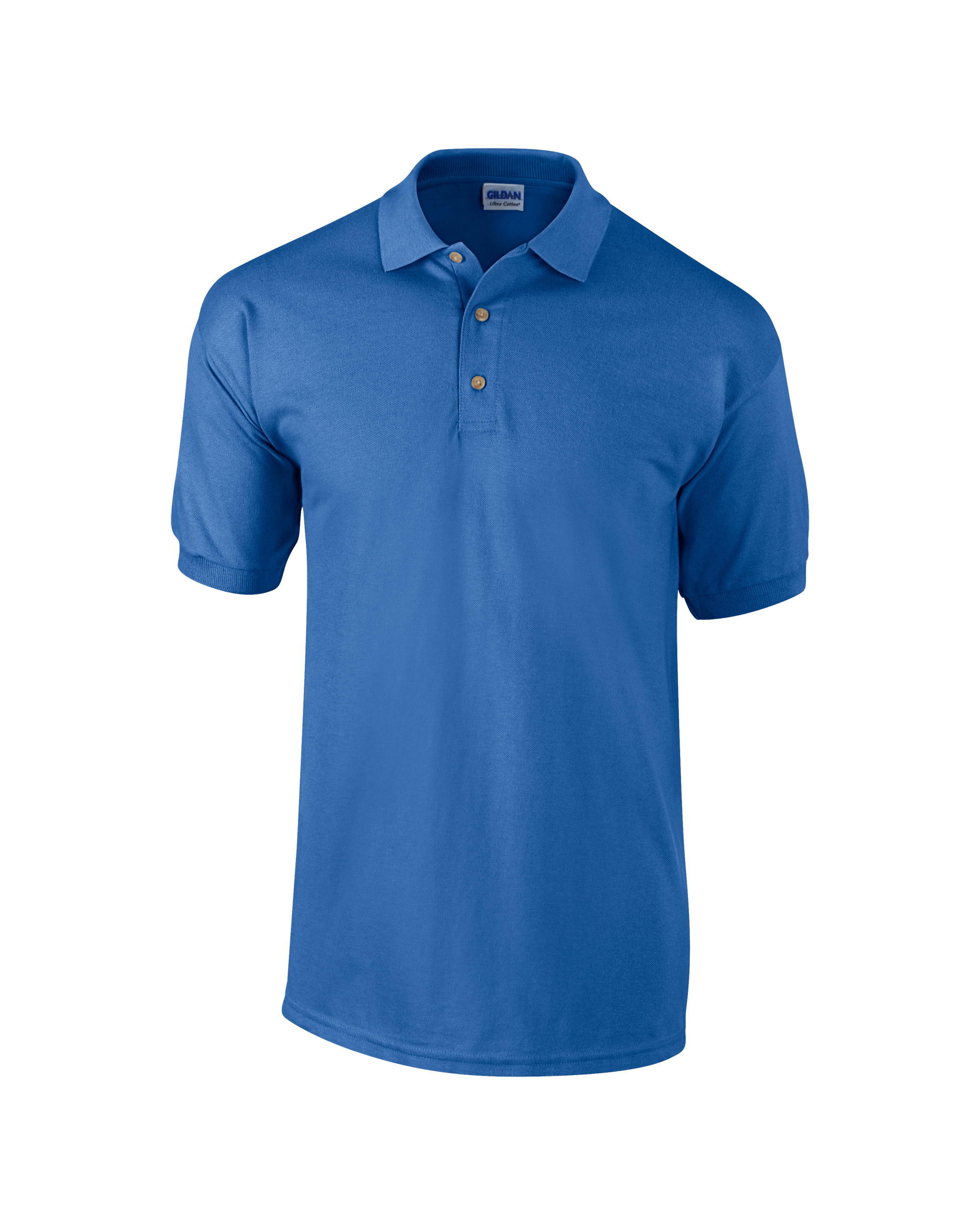 Unisex Gildan Ultra Cotton 65 Oz Piqu Polo Team Shirt Pros