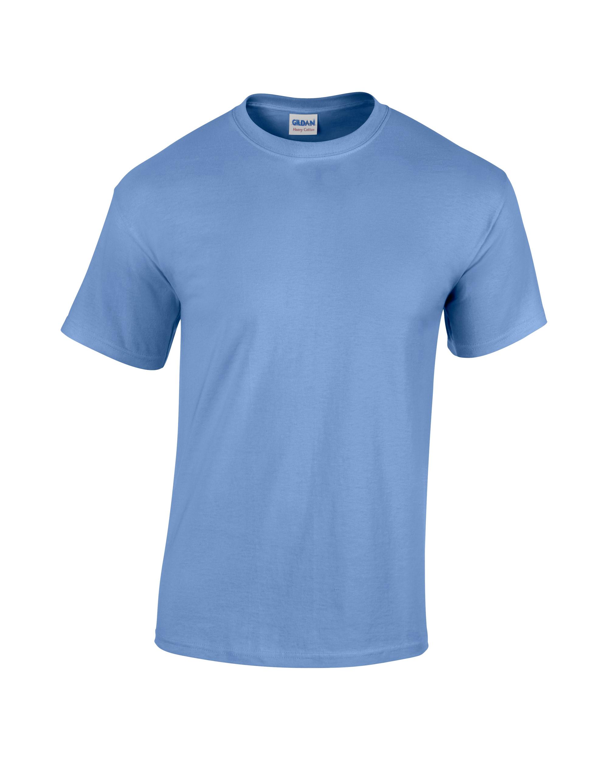 Shirt design blue cotton -  5000 659c_carolina Blue 5 3 Oz Heavy Cotton Mens Shirts Ladies Shirts