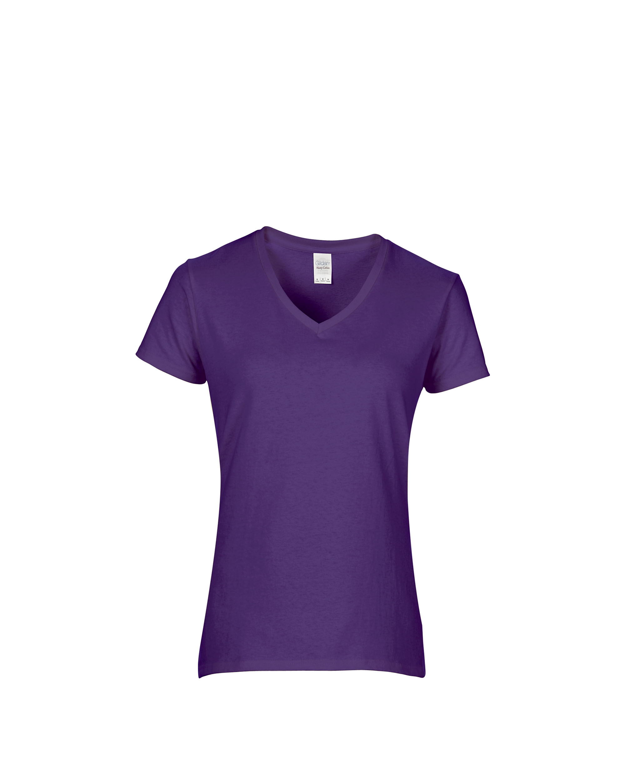 Gildan Heavy Cotton Ladies 39 5 3 Oz V Neck T Shirt Team